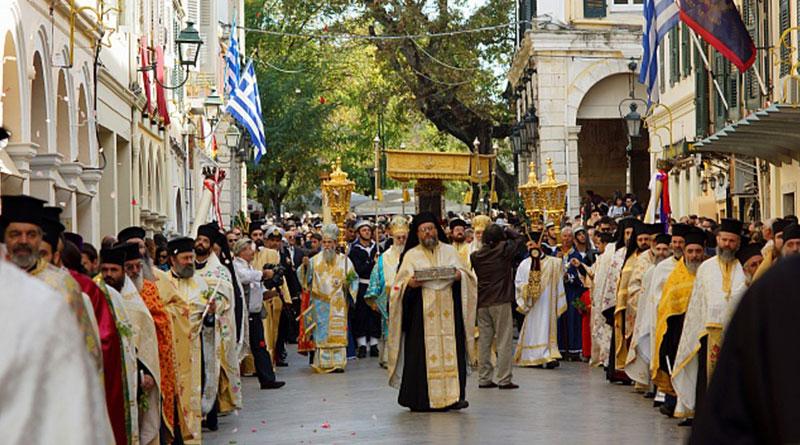 Фестиваль христианской культуры «Россия – Греция. Вместе сквозь века» на о. Корфу