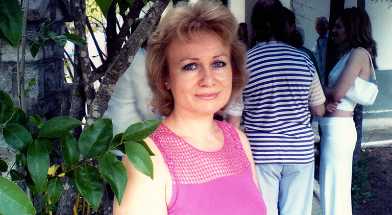 Людмила Богила-Проскурня