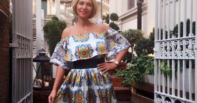 Модный тренд: дизайнерский эксклюзив от Cristina Pakurar