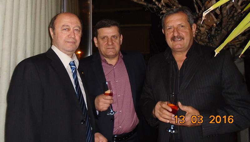 Братья Стилиди и И.Зелилов