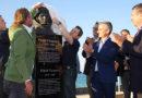 На Крите открыли памятник Юрию Гагарину