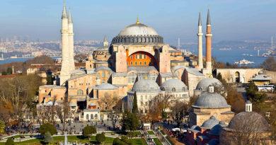 В Греции возмущены чтением корана в Святой Софии