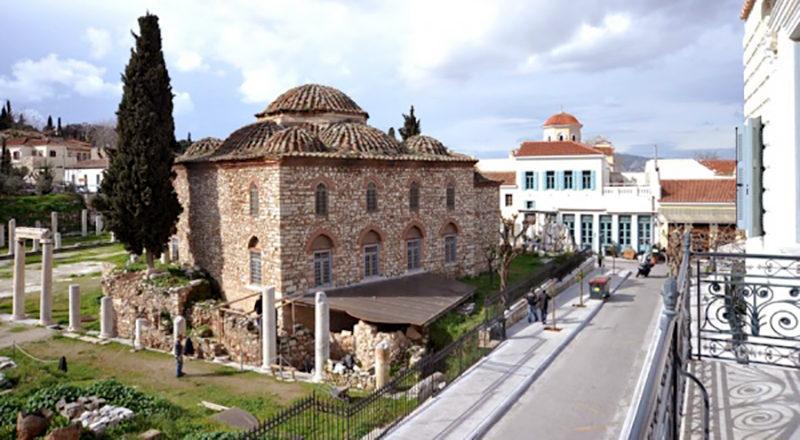 В бывшей мечети открыли музей