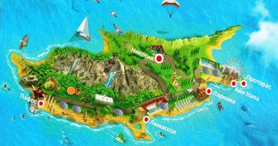 Туризм на Кипре бьет рекорды