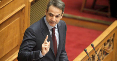 Мицотакис выступил резко против Преспенских договоренностей