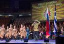 Триумфальные гастроли ансамбля Александрова