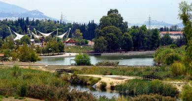 Возрождение парка «Антонис Тритис»