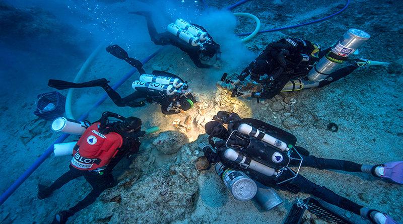 Сокровища греческих глубин