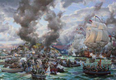 20 февраля 1799-го года эскадра под командованием Федора Ушакова штурмом взяла крепость Корфу