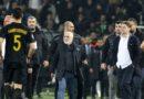 Чемпионат Греции по футболу прерван на неопределенное время