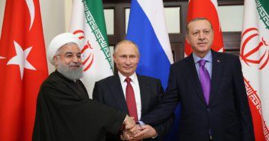 Гордиев узел Ближнего Востока