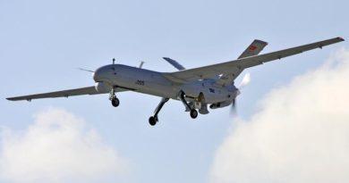 Греческие ВВС впервые перехватили турецкий дрон