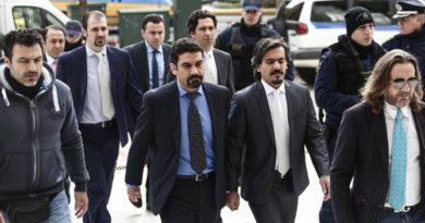 Все турецкие военные освобождены