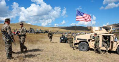 США разместили свои беспилотники на базе в Ларисе