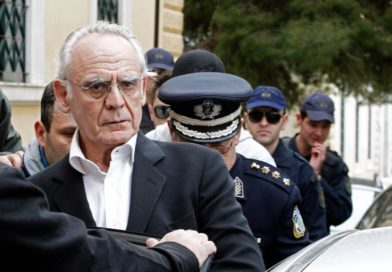 Акис Цохадзопулос освобожден из тюрьмы по состоянию здоровья