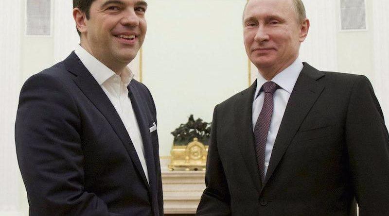 В отношениях Москвы и Афин подул ветер перемен