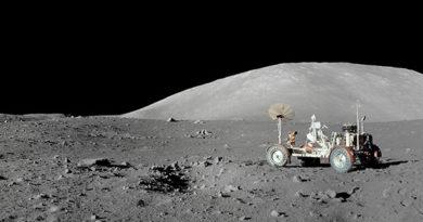 Греция отправит робот-луноход на Луну