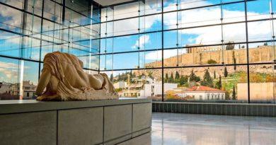 Правительство настаивает на возвращении скульптур Парфенона