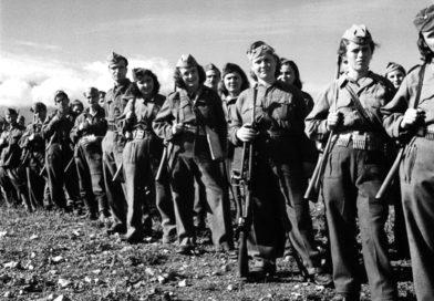 Греческое национальное сопротивление в 1943 году
